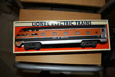 Lionel Trains O Gauge TCA # 52062 Skytop Observation car 1995 New