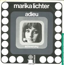 Single / MARIKA LICHTER / JACK GRUNSKY / AMADEO MUSTERPRESSUNG / RARITÄT / MINT