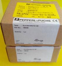 100% NEW PEPPERL+FUCHS P+F GLV18-8-200/25/102/115 in box