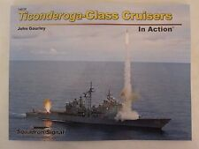 Squadron Book: Ticonderoga-Class Cruisers In Action US Navy