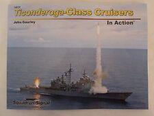 Squadron Book: Ticonderoga-Class Cruisers In Action