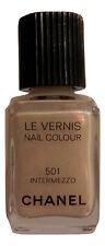 NEW! CHANEL Le Vernis # 501 Intermezzo Nail Colour / Polish / Lacquer Brand New