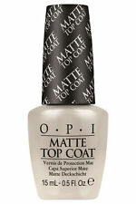 OPI Nail Polish Lacquer T35 Matte Top Coat 15ml