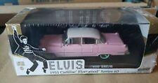 Elvis Presley 1955 Cadillac Fleetwood Series 60  Pink Cadillac  CHASE