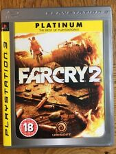 Far Cry 2 Platinum Version (unsealed) - PS3 UK Release New!