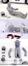 1/12 CHRIS AMON SEATED for HIRO FERRARI 330P4 312F1 LE MANS MONACO ITALY GP 1967
