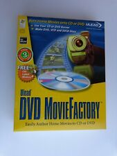 Ulead DVD MovieFactory (New Factory Sealed Retail Box)