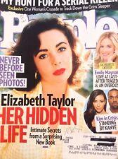 People Magazine Elizabeth Taylor Emily Maynard March 7, 2016 121617nonrh