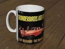 Thunderbirds Are Go Cliff Richard Theme Tune Advert MUG