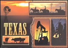 Texas - Sunsets Unposted Photo By Tx Dot - 4 Views Usa