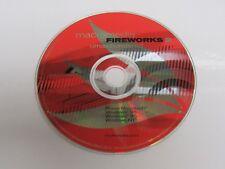 Macromedia Fireworks 2 UMAX Bundle CD Power MAC Windows 98 Disc Only 86100282