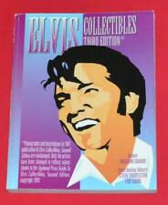 """""""Elvis Collectibles"""" 3rd Edition 1994 8x10 Soft Bound 400 Pages of Elvis!"""