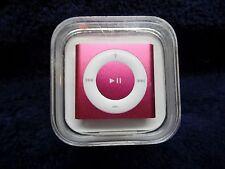 Apple iPod shuffle 2GB MP3 Player Pink 6th Generation MKM72LL/A