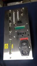 Etel Dsa2 Digital Servo Amplifier Dsa2s211za 018a