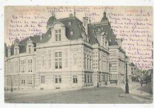 CPA PK AK BRUXELLES-SAINT-GILLES VUE PARTIELLE DE L' HÔTEL DE VILLE 1905
