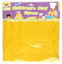 Childrens play apron messy play baking craft