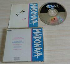 CD MAXI 5 TITRES MADONNA & OTTO VON WERNHERR IN THE BEGINNING CD KNOB1