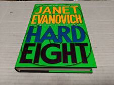 Hard Eight by Janet Evanovich (2002, Hardcover) SIGNED 1st/1st