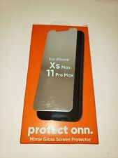 Protect Onn. Mirror Screen Protector Iphone XS Max/Iphone 11 Pro Max