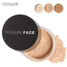 Focallure Face Oil Control Anti-sweat Long-lasting Makeup Loose Powder Cosmetic