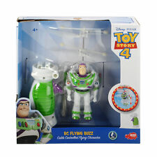 Toy Story 4 RC Flying Buzz Figure with Cable Control by Dickie Toys