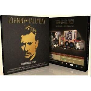 °Coffret Johnny HALLYDAY -  Edition Collector Prestige limité (Sous blister)°