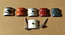 Kalotten 24° für Sinus Profil 76/18 + Spenglerschrauben 55mm vers.RAL Farben
