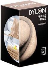 Dylon machine fabric dye 200g PEBBLE BEIGE FABRIC DYE