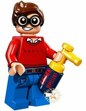 LEGO MINIFIGURES SERIE THE BATMAN MOVIE 1 DICK GRAYSON 71017 ORIGINAL MINIFIGURA