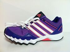 NEW Adidas Adifaito K Kids Running Shoes Size 6 Purple Girls $70