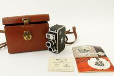 Bolex B8 SL camera with Yvar 13mm 1:1.9 and 36mm 1:2.8 lenses, CASED