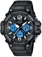 Casio SPORTS CRONOGRAPH STOP watch BLUE Heavy Duty G SHOCK OROLOGIO montre UHR