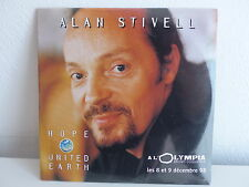 CD SINGLE  ALAN STIVELL Hope / united earth PROMO FDM AS 1098