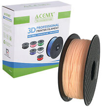 Acenix ® Piel PLA filamento de impresora 3D 1.75mm 1KG filamento de carrete para impresión 3D