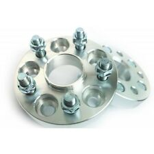 2 Pcs Wheel Spacers 5X4.5 To 5X4.5 ( 5X114.3 ) | 70.3 CB | 1/2 UNF | 25MM 1 Inch