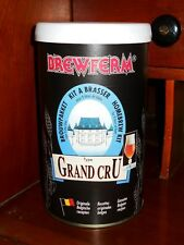 BEER KIT GRAND CRU BREWFERM BEER BREWING INGREDIENT KIT NO-BOIL! MR IT'S SUPERB!