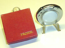 "PRINCE ""ROTARY"" AUTOMATIC POCKET LIGHTER WITH MOTHER OF PEARL PLATES - JAPAN"