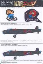 Kits World Decals 1/72 HANDLEY PAGE HALIFAX Mk.II