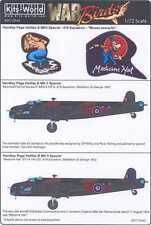 Kits World Decals 1/72 HANDLEY PAGE HALIFAX Mk.II