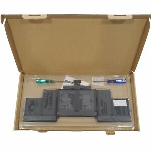 OEM Genuine A1618 Battery for MacBook Pro 15 inch Retina A1398 Mid 2015 99.5Wh