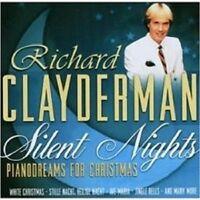 "RICHARD CLAYDERMAN ""SILENT NIGHTS"" CD 16 TRACKS NEU"