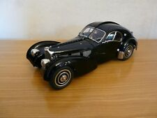 1:18 CMC Bugatti 57 SC Atlantic Coupe 1938 black