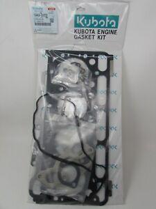 NEW GENUINE KUBOTA ENGINE V2003 UPPER GASKET KIT 1G464-99350