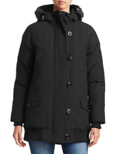 Canada Goose Womens Finnegan Down Parka Coat Jacket NWT Size XS Black $995