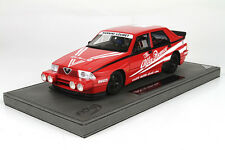 Top Marques Alfa Romeo 75 Turbo Evoluzione GR. A Premium Edition 1/18