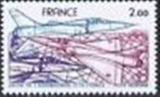 "FRANCE TIMBRE STAMP AVION N° 54 "" MIRAGE 2000 2F "" NEUF XX TTB"