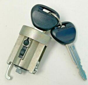 OEM US326L New Ignition Lock Cylinder, Dodge, Eagle, Mitsubishi