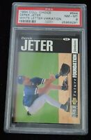 PSA Graded 8 NM-MT 1994 Collector's Choice Derek Jeter New York Yankees