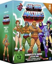 He-Man and the Masters of the Universe TV Series - Complete Collection - 14 Disc