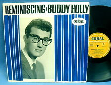 LP Buddy Holly-Reminiscing // German Curry Coral 97025